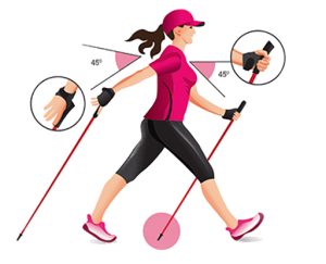 aktivity nordic walking