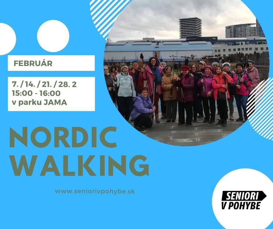 Nordic walking pre seniorov
